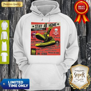 Stay At Home Festival Wu-Han Clan The Coughspring Covid-19 Hoodie