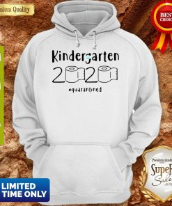 Kindergarten 2020 Quarantined Coronavirus Hoodie