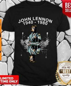 Official John Lennon 1949 1980 Shirt