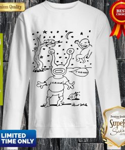 Official RIP Daniel Johnston Sweatshirt