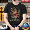 Funny Owl A Book A Day Keeps Reality Away Shirt