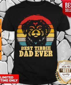Pretty Best Tibbie Dad Ever Vintage Shirt