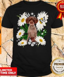 Awesome Schnoodle Dog Daisy Flower Classic Shirt