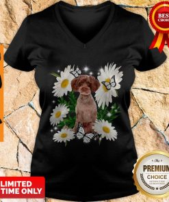 Awesome Schnoodle Dog Daisy Flower Classic Tank Top