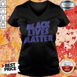 Awesome Black Sabbath Black Lives Matter V-neck