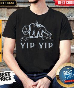 Funny YIP YIP Shirt