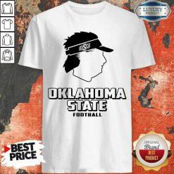Premium Oklahoma State Football OSU Mike Gundy Shirt