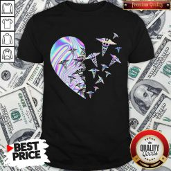 Top Nurse Heart Break Shirt