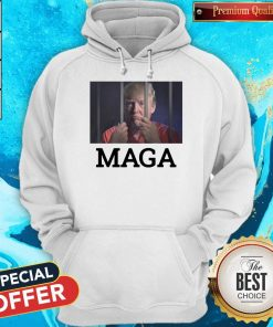 Top President Trump Maga My Ass Got Acquitted Hoodie
