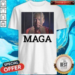 Top President Trump Maga My Ass Got Acquitted Shirt