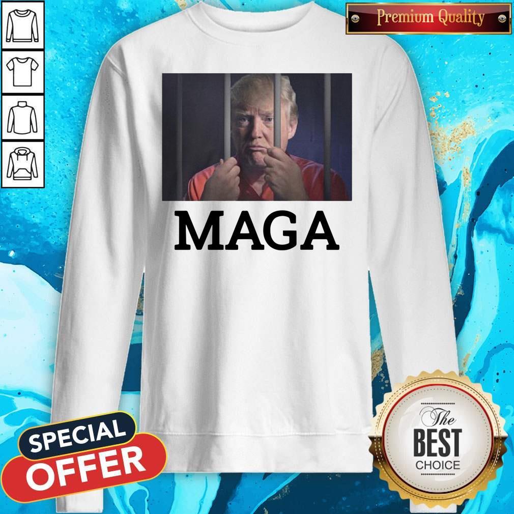 Top President Trump Maga My Ass Got Acquitted Sweatshirt