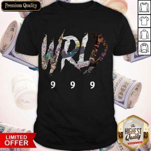 Top Rip Juice WRLD 999 Shirt