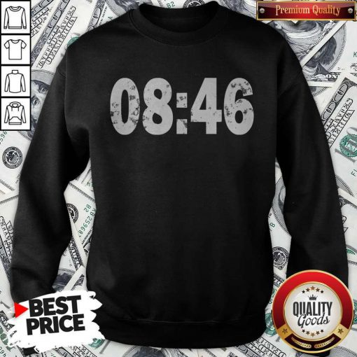 Nice 0846 I Can't Breathe BLM Protest Sweatshirt