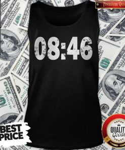Nice 0846 I Can't Breathe BLM Protest Tank Top