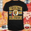 Nice Donal Trump Washington Orangeskins Shirt