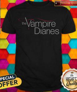 Pretty The Vampire Diaries Shirt