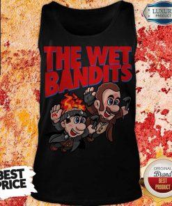Pretty The Wet Bandits Home Alone Super Mario Funny Massup Tank Top