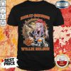 Harley Davidson Willie Nelson Shirt