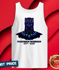 Marvel Of An Actor Amul Tribute To Black Pather Star Chadwick Boseman Tank Top