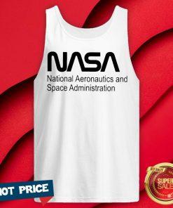 Nasa National Aeronautics And Space Administration Tank Top
