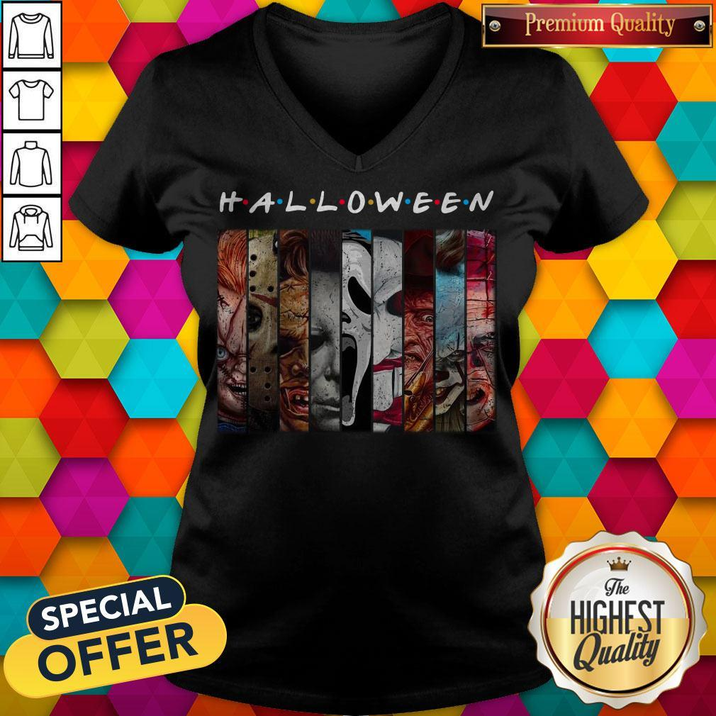 Characters In Halloween 2020 Nice Friends TV Show Horror Characters Movies Halloween 2020 Shirt
