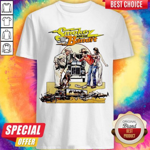 Official Smokey And The Bandit Shirts