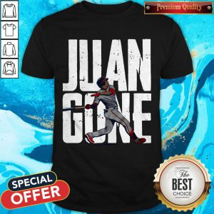 Premium Juan Soto Juan Gone Washington Tee Shirt