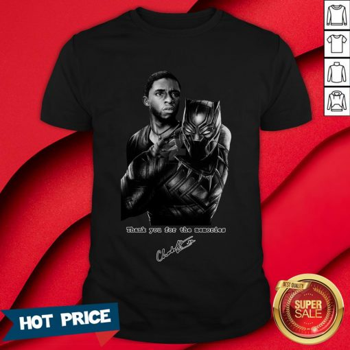 Wakanda Forever After Black Pather Star Chadwick Boseman Dies At 43 Shirt