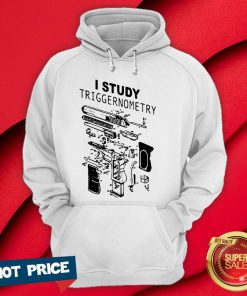 Official I Study Triggernometry Hoodie