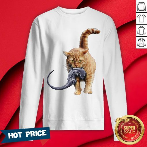 Official Meow Sweatshirt