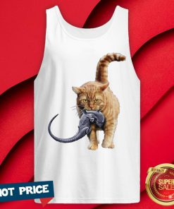 Official Meow Tank Top