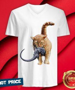 Official Meow V-neck