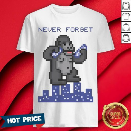 Official Never Forget Shirt