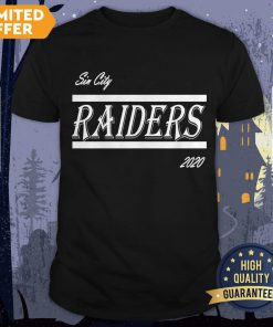 Official Sin City Raiders Shirt