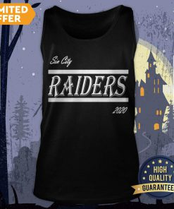 Official Sin City Raiders Tank Top