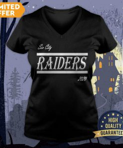Official Sin City Raiders V-neck