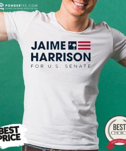 Jaime Harrison For Us Senate Classic Shirt - Desisn By Reallovetees.com