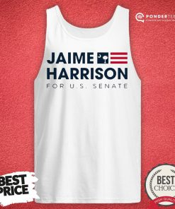 Jaime Harrison For Us Senate Classic Tank Top - Desisn By Reallovetees.com