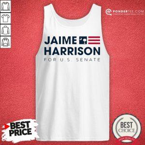 Jaime Harrison For Us Senate Classic Tank Top - Desisn By Reallovetees.com