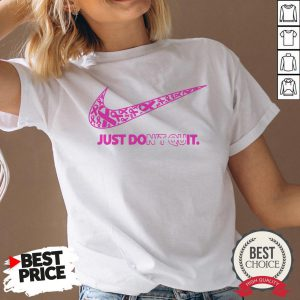 Nike Just Don't Quit V-neck - Desisn By Reallovetees.com