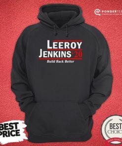 Official Leeroy Jenkins 2020 Hoodie - Desisn By Reallovetees.com
