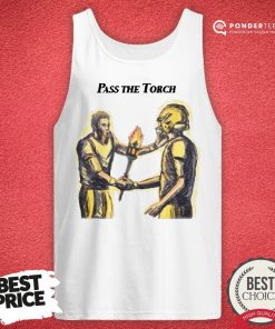 Pass The Torch 2020 Tank Top - Desisn By Reallovetees.com