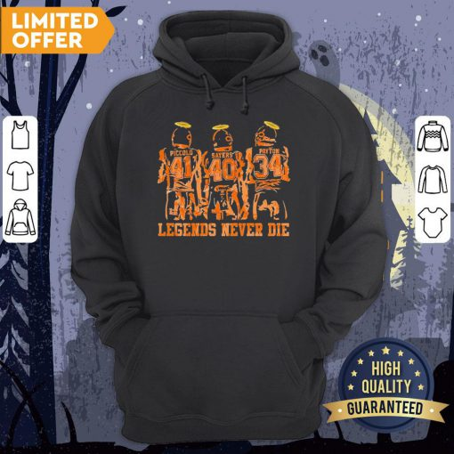 Piccolo Sayers Payton Legends Never Die Hoodie