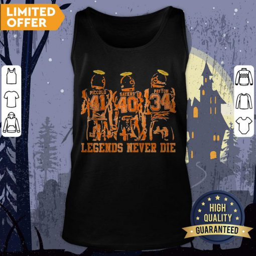 Piccolo Sayers Payton Legends Never Die Tank Top