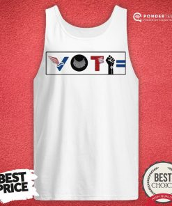 Vote For Liberty RBG Peace BLM Equality Tank Top - Desisn By Reallovetees.com