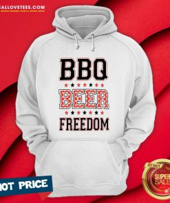 Perfect BBQ Beer Freedom Hoodie - Design By Reallovetees.com