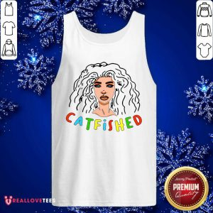 Catfished Vereena Merch Store Tank Top - Design By Reallovetees.com