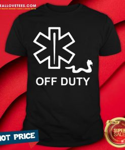 Premium Good EMT Decal Off Duty Shirt - Design By Reallovetees.com