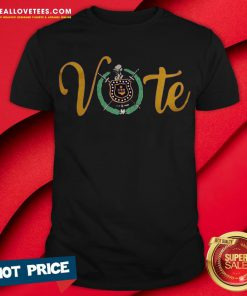 Premium Vote Omega Psi Phi 2020 Shirt - Design By Reallovetees.com