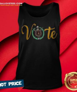 Premium Vote Omega Psi Phi 2020 Tank Top - Design By Reallovetees.com